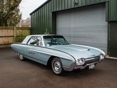 Navigate to Lot 195 - 1963 Ford Thunderbird