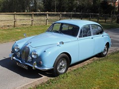 Navigate to Lot 347 - 1969 Jaguar Mk. II Saloon (2.4 litre)
