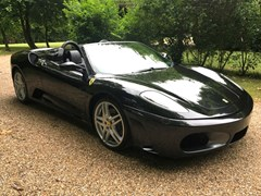 Navigate to Lot 204 - 2005 Ferrari F430 Spider *Withdrawn*