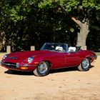 Ref 105 1970 Jaguar E-Type Series II Roadster (4.2 litre) -