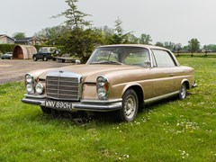 Navigate to Lot 252 - 1969 Mercedes-Benz 280 SE Coupé