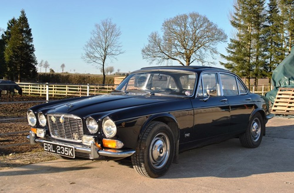 Lot 350 - 1972 Jaguar XJ6 Series I (4.2 litre)