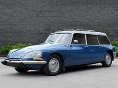 Navigate to Lot 187 - 1968 Citroën DS Safari