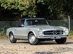 Navigate to Lot 313 - 1963 Mercedes-Benz 230 SL Pagoda