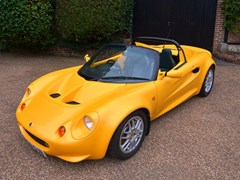 Navigate to Lot 308 - 2000 Lotus Elise S1