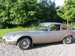 Navigate to Lot 276 - 1971 Jaguar E-Type Series III 2+2 Fixedhead Coupé *WITHDRAWN*