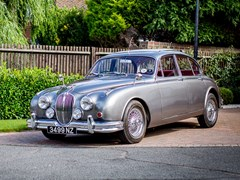 Navigate to Lot 173 - 1968 Jaguar 340 Saloon to Mk. II Specification (3.8 litre, manual gearbox with overdrive)