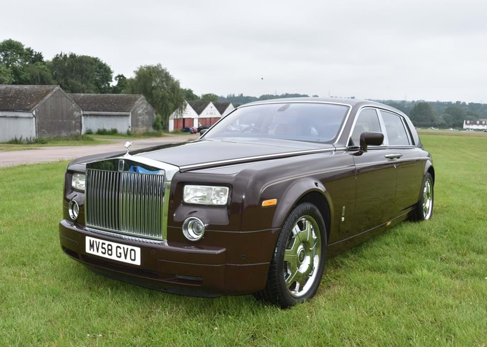 Lot 217 - 2008 Rolls-Royce Phantom