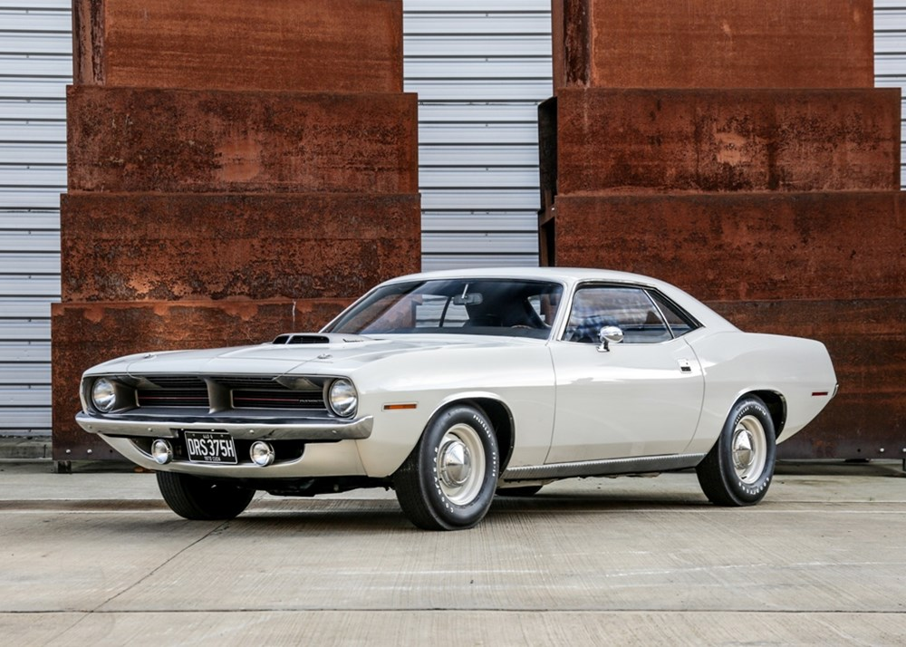 Lot 258 - 1970 Plymouth Barracuda 440 (6-pack)