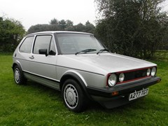 Navigate to Lot 313 - 1983 Volkswagen Golf GTi Mk.I Campaign
