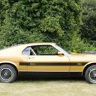 Ford Mustang Mach 1 -