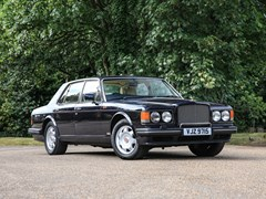 Navigate to Lot 208 - 1990 Bentley Turbo R