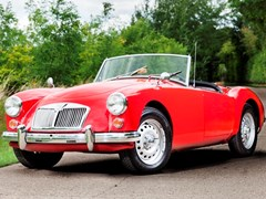Navigate to Lot 248 - 1959 MG A Twin-Cam Roadster
