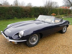 Navigate to Lot 238 - 1969 12947 E-Type Series II Roadster