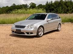 Navigate to Lot 239 - 2006 Mercedes-Benz C55 AMG