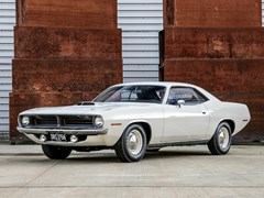 Navigate to Lot 258 - 1970 Plymouth Barracuda 440 (6-pack)