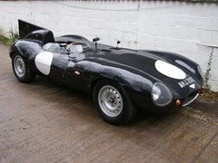 Navigate to Lot 254 - 1985 12947 D-Type Recreation