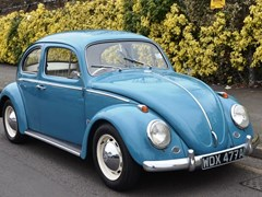 Navigate to Lot 349 - 1963 Volkswagen Beetle 1500