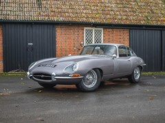 Navigate to Lot 300 - 1963 Jaguar E-Type Series I Fixedhead Coupé