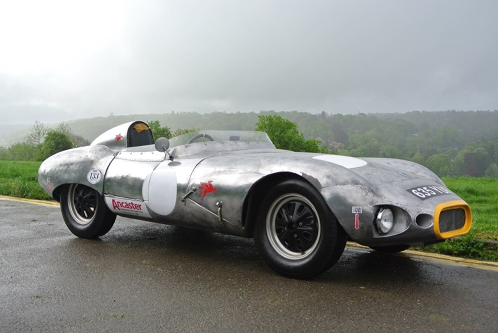 Lot 252 - 1959 Elva MK III Coventry Climax Race Car