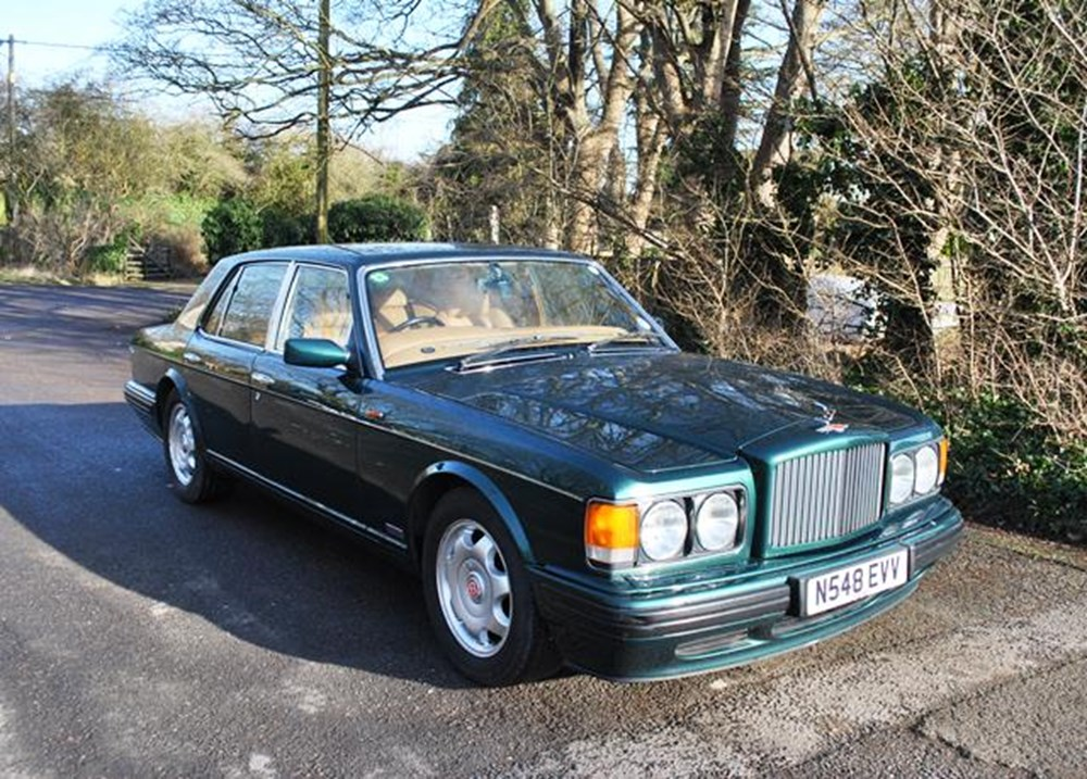 Lot 204 - 1996 Bentley Turbo R