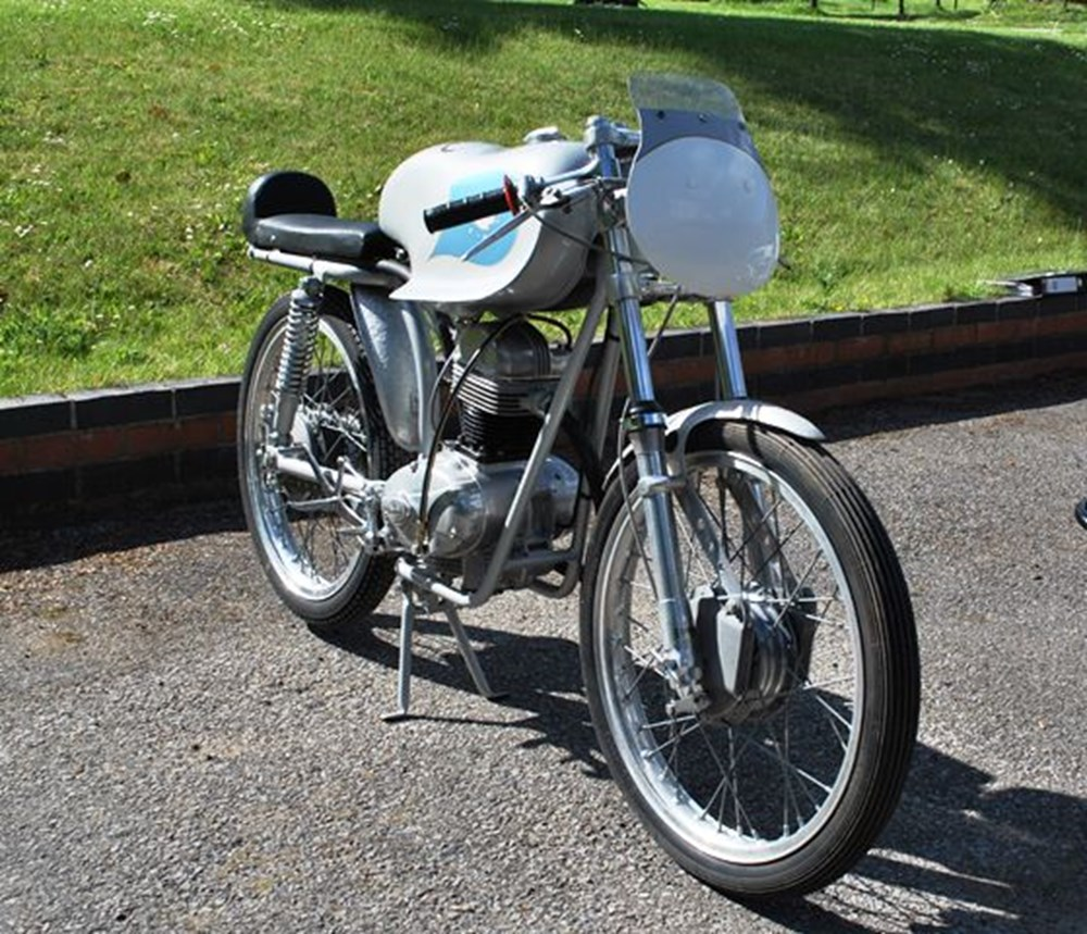 Lot 379 - 1952 FB Mondial Invicta 50cc 'circa 1952'