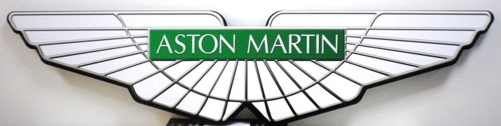 Lot 037 - Aston Martin Wall Plaque