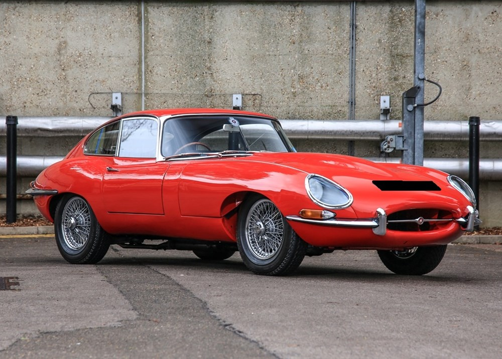 Lot 279 - 1966 Jaguar E-Type Series I Fixedhead Coupé (4.2 litre)