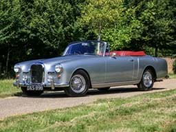 Ref 127 1961 Alvis TD 21 Series 1 Drophead Coupé by Park Ward