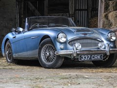 Navigate to Lot 209 - 1964 Austin-Healey 3000 BJ8 Phase I