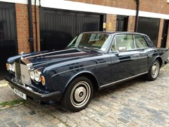 Navigate to Lot 278 - 1981 Rolls-Royce Corniche II