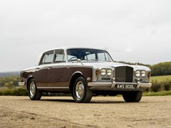 Navigate to Lot 113 - 1972 Bentley TI