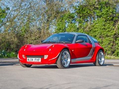 Navigate to Lot 142 - 2004 Smart Roadster