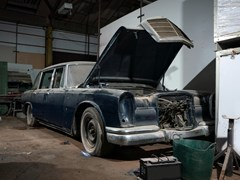 Navigate to Lot 123 - 1972 Mercedes-Benz 600 Limousine with Division