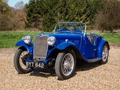 Navigate to Lot 126 - 1935 Singer Nine Le Mans 'Speed'