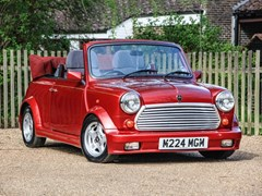 Navigate to Lot 336 - 1994 Rover Mini Cabriolet