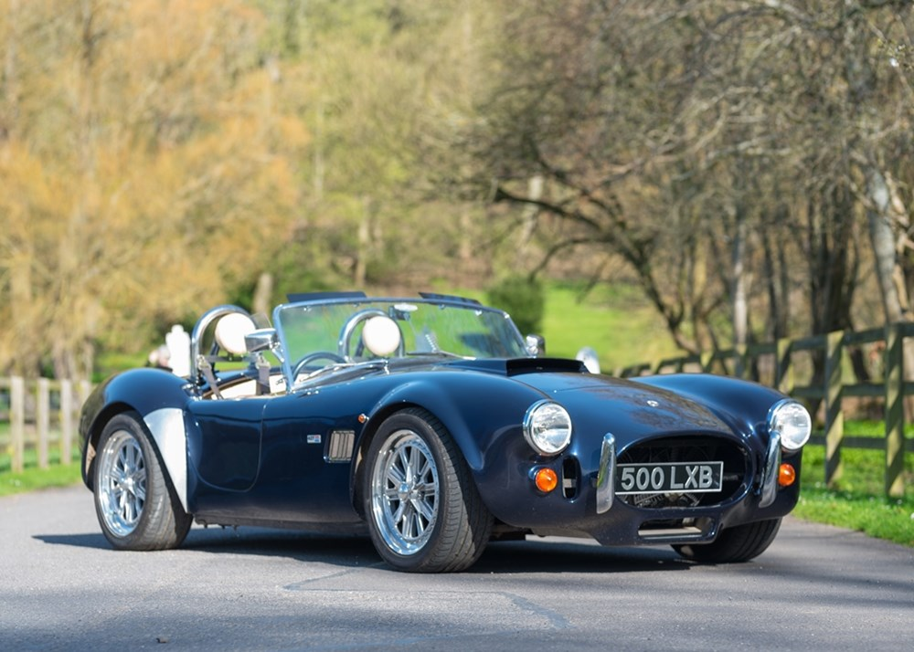 Lot 231 - 2000 Gardner Douglas GD 427 Mk. III Cobra (5.7 litre) - Demonstrator