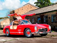 Navigate to Lot 282 - 1955 Mercedes-Benz 300SL 'Gullwing'