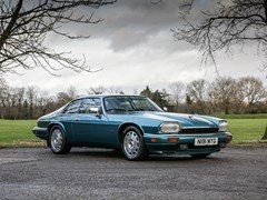 Navigate to Lot 254 - 1996  Jaguar XJS Celebration Coupé