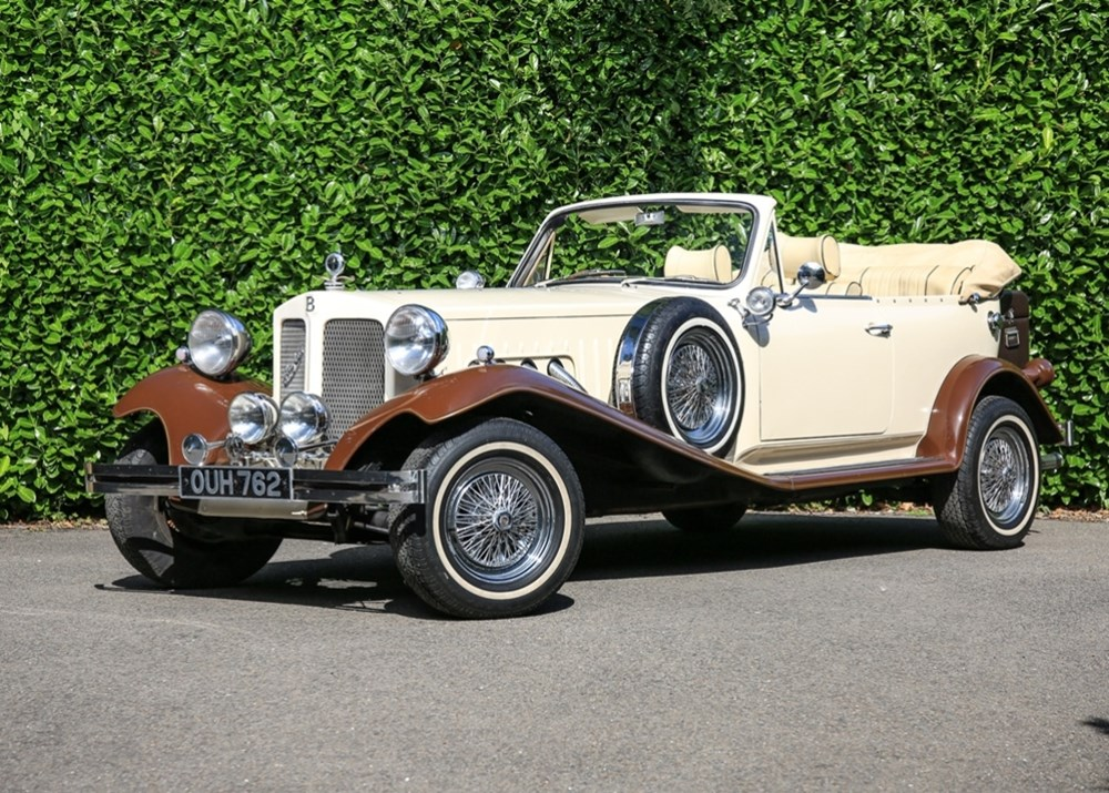 Lot 248 - 1978 Beauford Series II Tourer