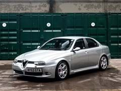 Navigate to Lot 267 - 2002 Alfa Romeo 156 GTA