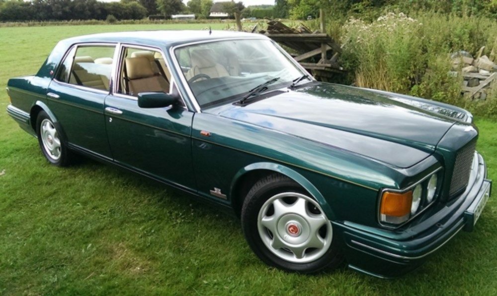 Lot 210 - 1997 Bentley Turbo RT (Long wheelbase)