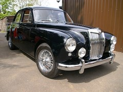 Navigate to Lot 394 - 1956 MG Magnette ZA