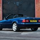 Ref 126 2000 Mercedes-Benz 320 SL Roadster Designo Edition -