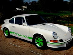 Navigate to Lot 370 - 1984 Porsche 911 Carrera to 1973 RS Specification