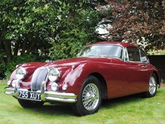 Navigate to Lot 281 - 1958 12947 XK150 SE Fixedhead Coupé