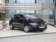 Navigate to Lot 163 - 2002 Renault Avantime Privilege