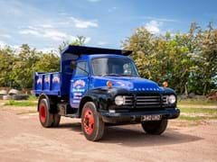 Navigate to  1959 Bedford J5 Tipper (Short wheelbase)