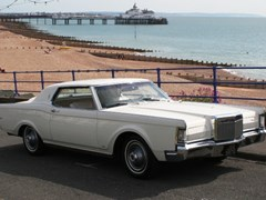 Navigate to Lot 295 - 1969 Lincoln Continental Mk. III Coupé
