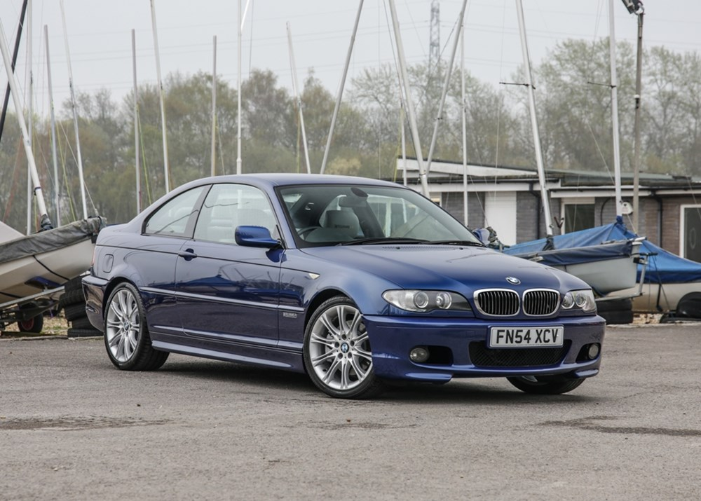 Lot 266 - 2004 BMW E46 330Ci Sport 'Williams F1'